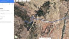 Albuquerque NM 107 Miles to the East.JPG