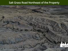 Salt Grass Road Northeast of the Propert