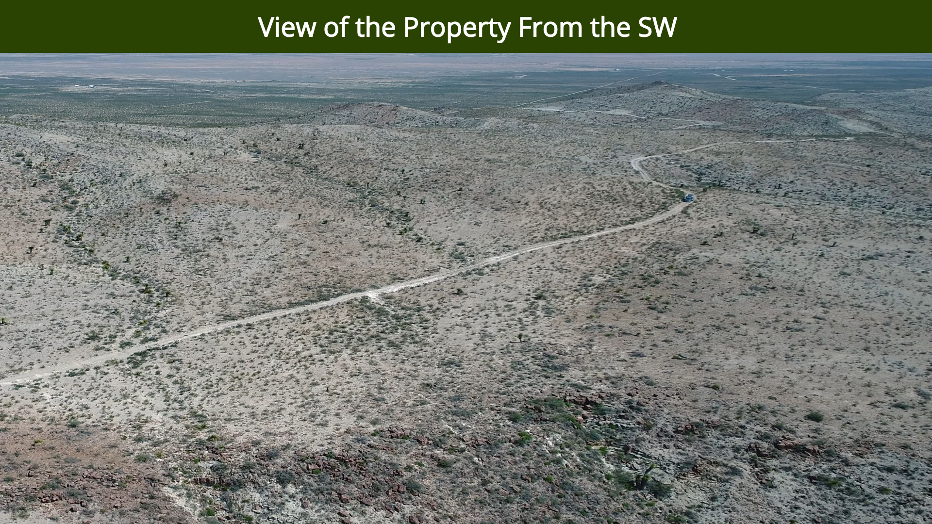 View of the Property From the SW