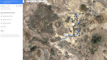 Driving Directions to Lajitas, Texas.JPG