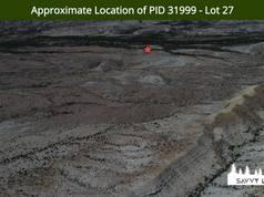 Approximate Location of PID 31999 - Lot