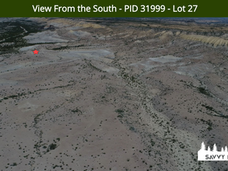 View From the South - PID 31999 - Lot 27