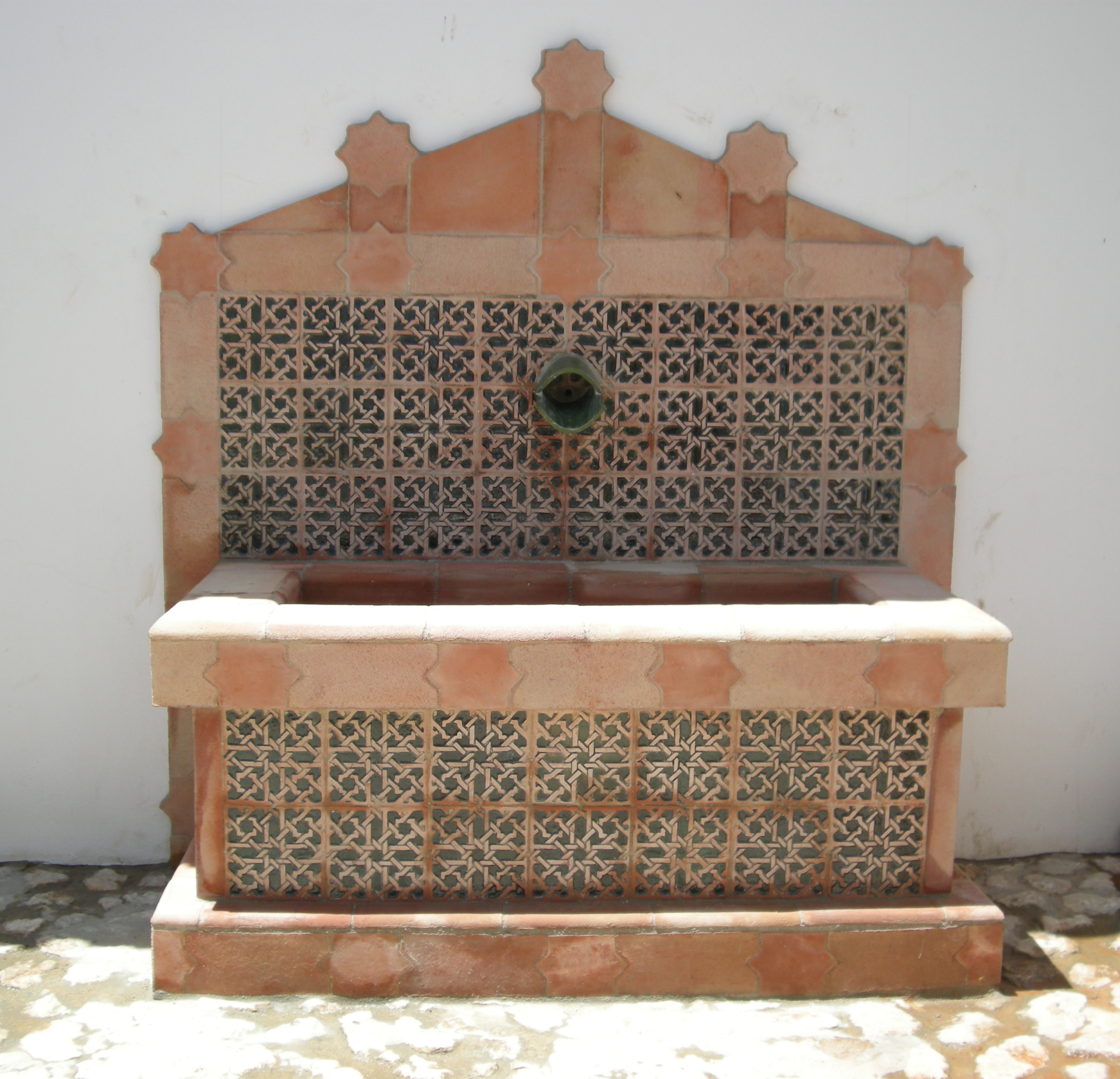 Fountain - Fuente