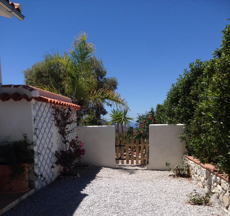 Gateway - Entrada al jardin