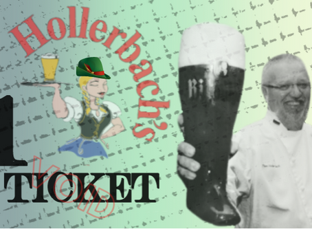 Getting ready for Hollerbach's Springfest: Top Five checklist items