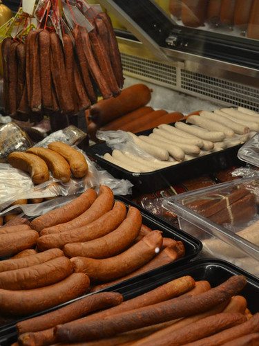 Try our sausage at your next BBQ