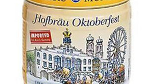 Hofbräu Oktoberfest at the Deli!