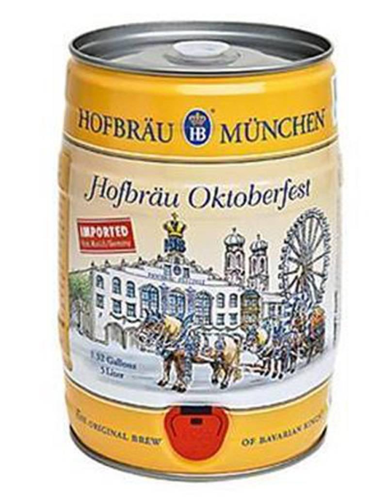 Hofbräu Oktoberfest Fässchen