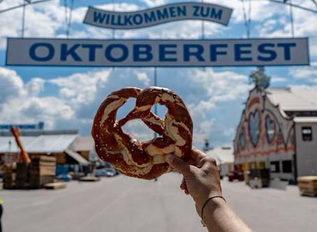 Nur noch 24 Tage!! - Only 24 days until Oktoberfesting begins in Munich.