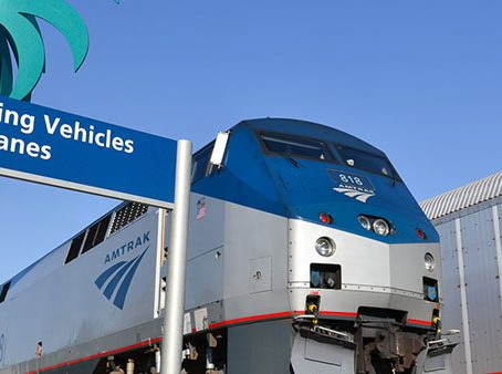 Zugspotting: The Amtrak Auto Train