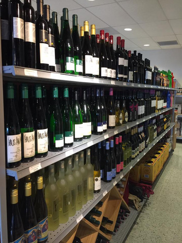 So many wines to try