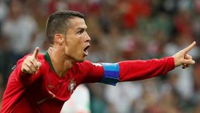 Ronaldo is...Ronaldo.