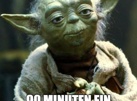 Wise Yoda is...