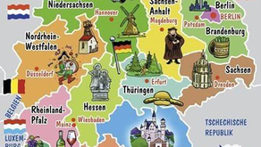 One Germany, 16 Bundesländer