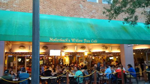 Hollerbach's German Restaurant in Downtown Sanford
