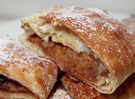 How to Hollerbach: Apfelstrudel