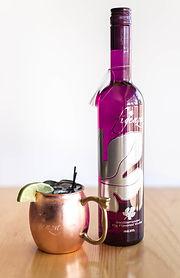 Munich Mule with Figenza vodka