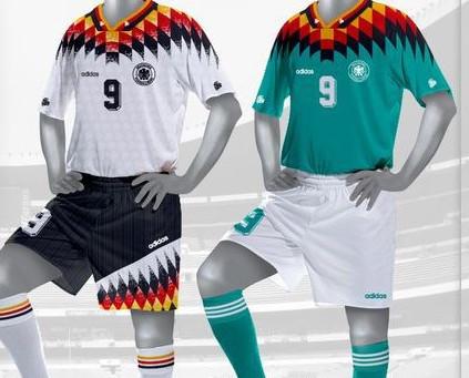 Favorite German National Team Trikot?