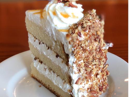 Whole Captain Morgan Nut Cake