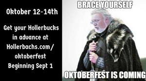 Oktoberfest in Sanford Okt 12-14