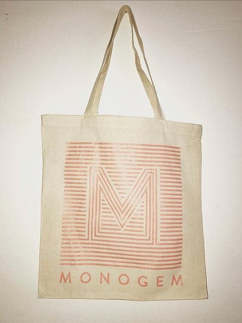 MONOGEM TOTE BAG