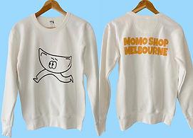 momo shop merch fleece jumper.JPG