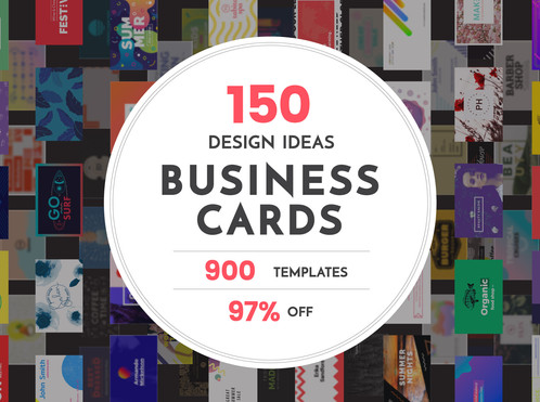 Business card design templates bundle cheaphphosting Choice Image