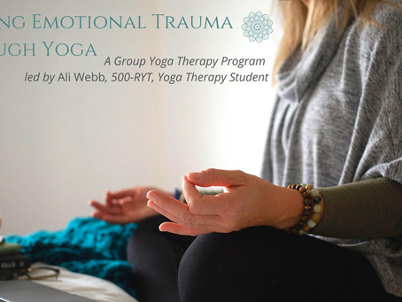 Healing from Emotional Trauma can be a life long journey