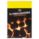 Happy Shopper 15 Firelighters with Hotspots 200g  PM 99p