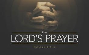 Week of November 22 The Perfect Prayer