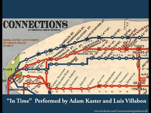 In Time - Performed by Adam Kaster and Luis Villabon