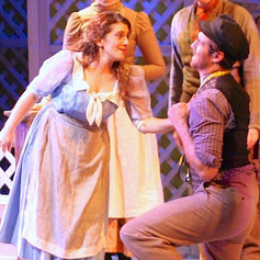 The Golden Bride, Off Broadway