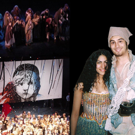 2003 Closing Performance of Les Miserables on Broadway