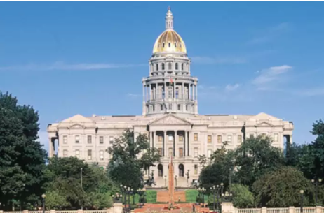 Image: Colorado Capitol Building via Visit Denver