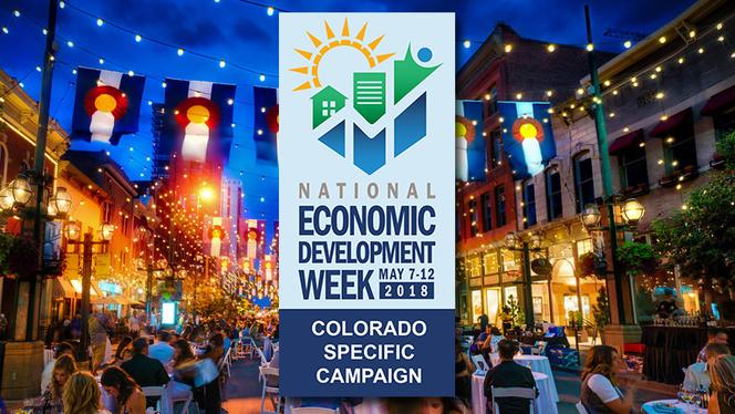 Colorado Celebrates National Economic Development Week