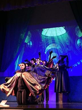 Образцовый коллектив Детский Музыкальный Театр «Синяя птица»