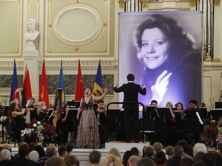 XIII Международный конкурс молодых оперных певцов Елены Образцовой