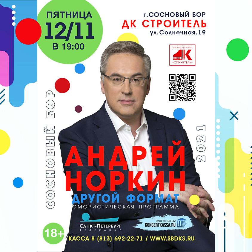 """Концерт Андрея Норкина - """"Другой Формат"""""""