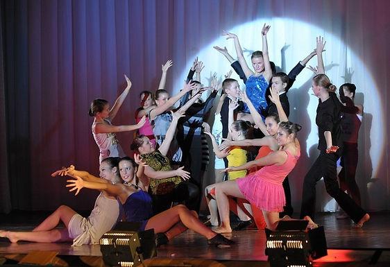 Народный коллектив театра танца «Эвридика»