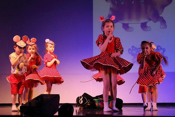 Детская хореографическая студия «Гном» и «Гномики»