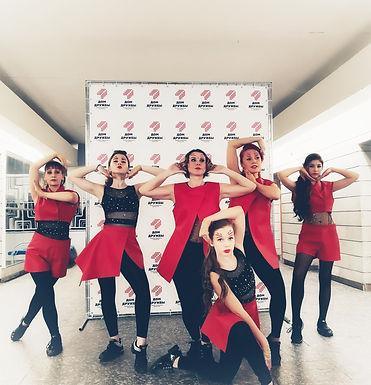 Студия современного танца «ДКdance»