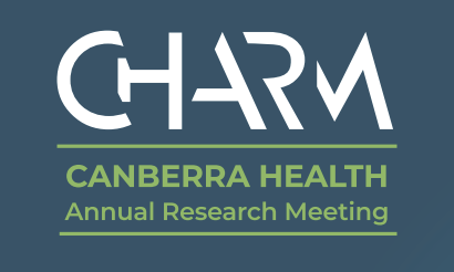 Clear Vision Research at Canberra Health Annual Research Meeting (CHARM) 2021