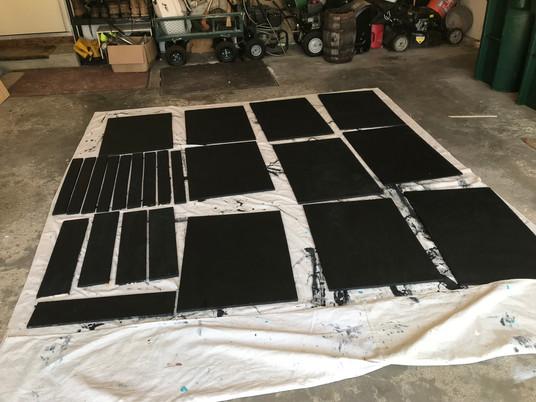 Bat House Project Progress