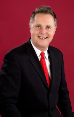 Dallas Executive Headshot