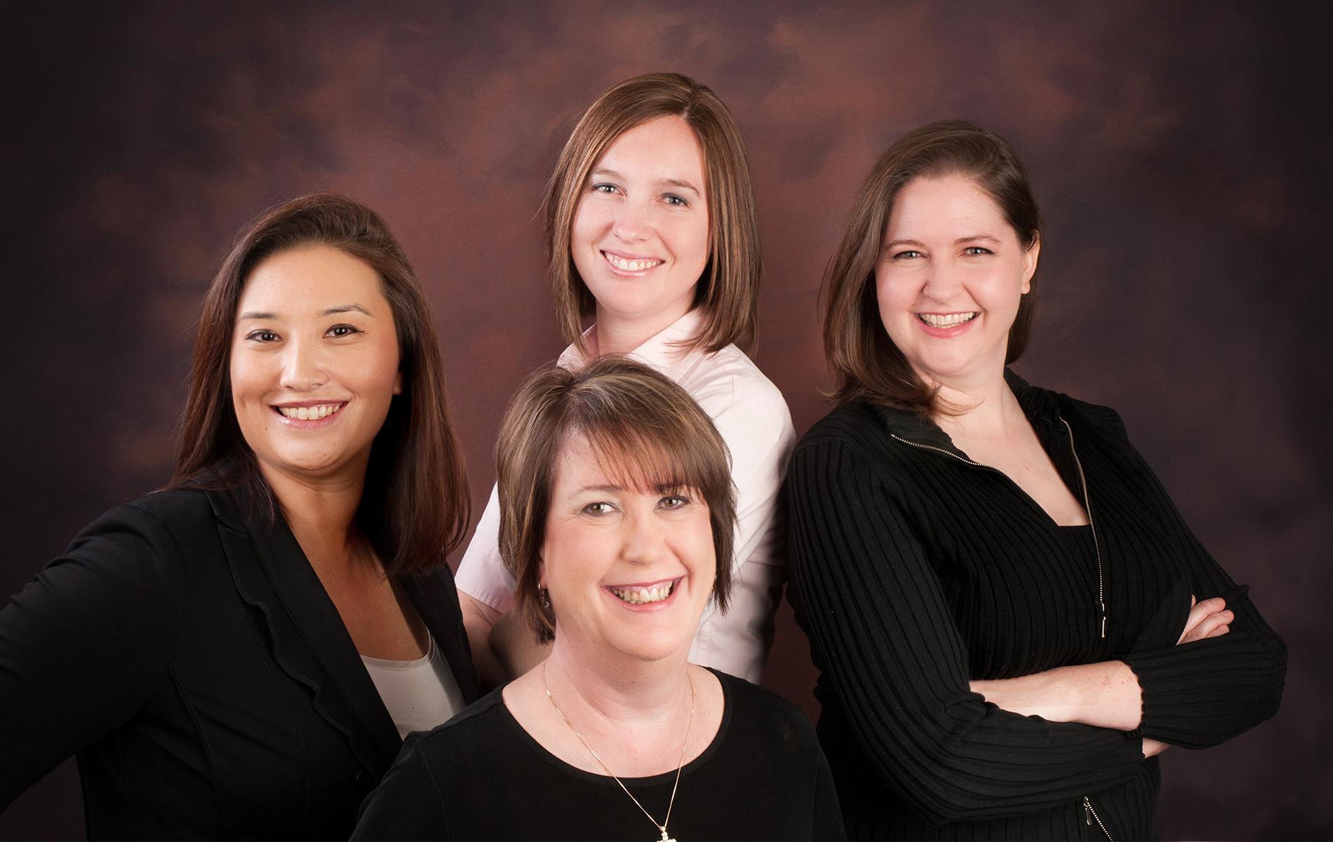 Dallas Business Office Group Portrai