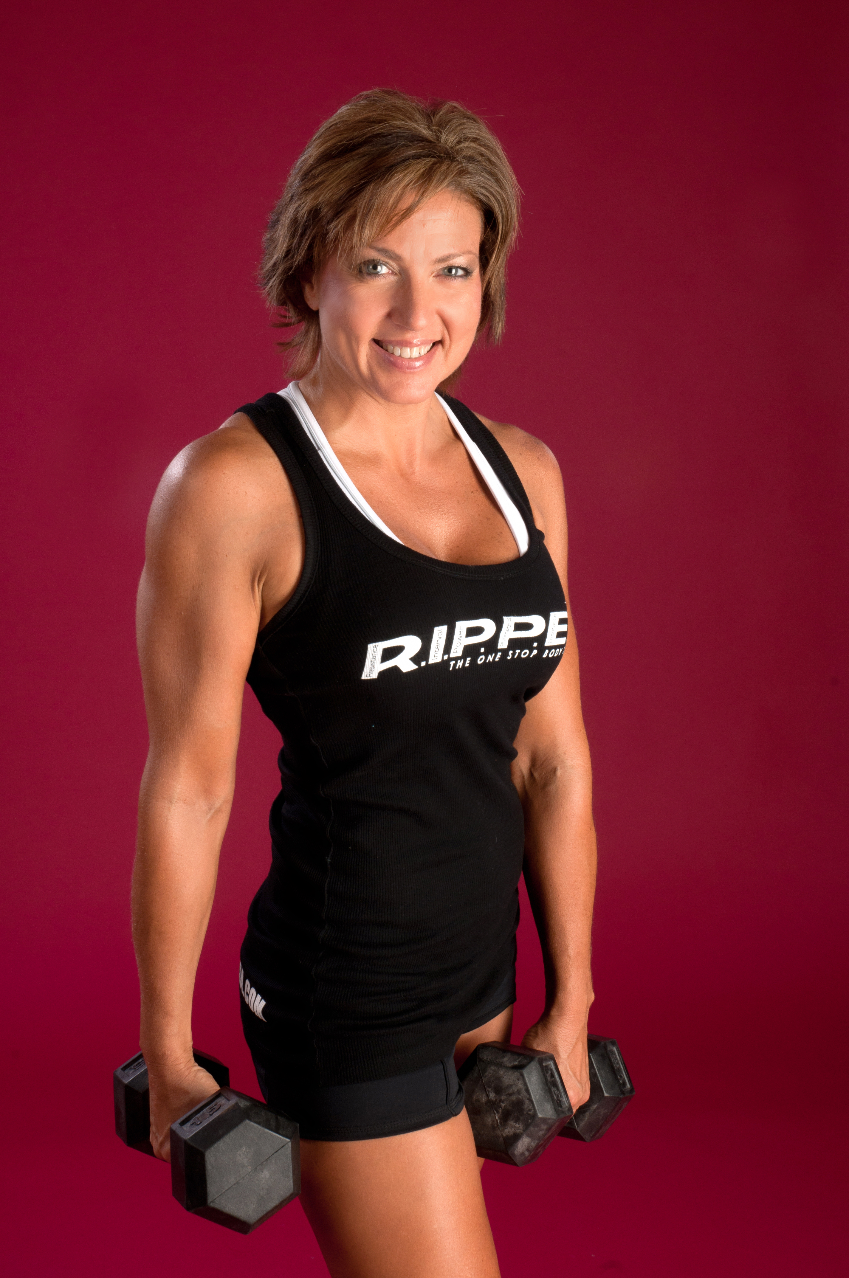 Fitness Trainer Business Portrait