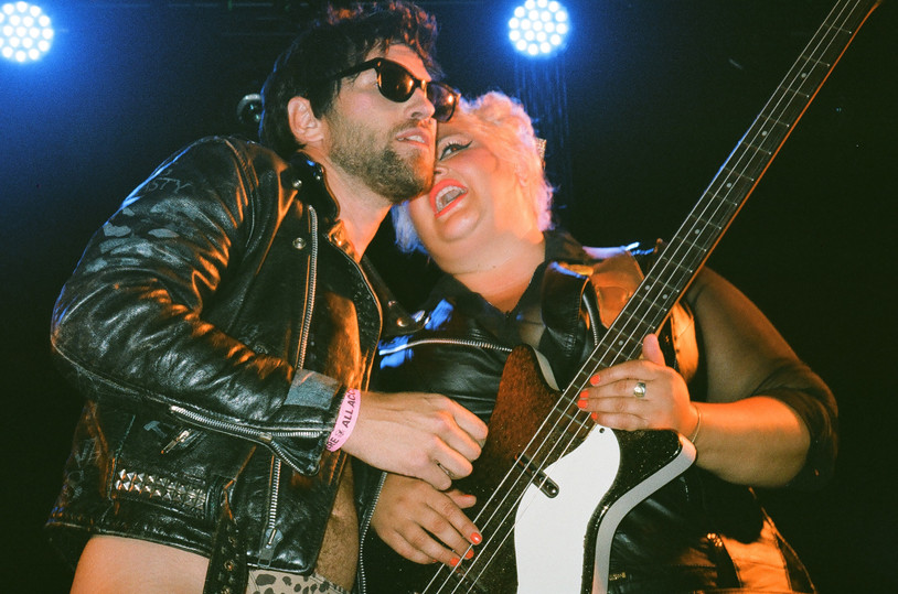 Seth Bogart and Shannon Shaw (Hunx and His Punx), 2019