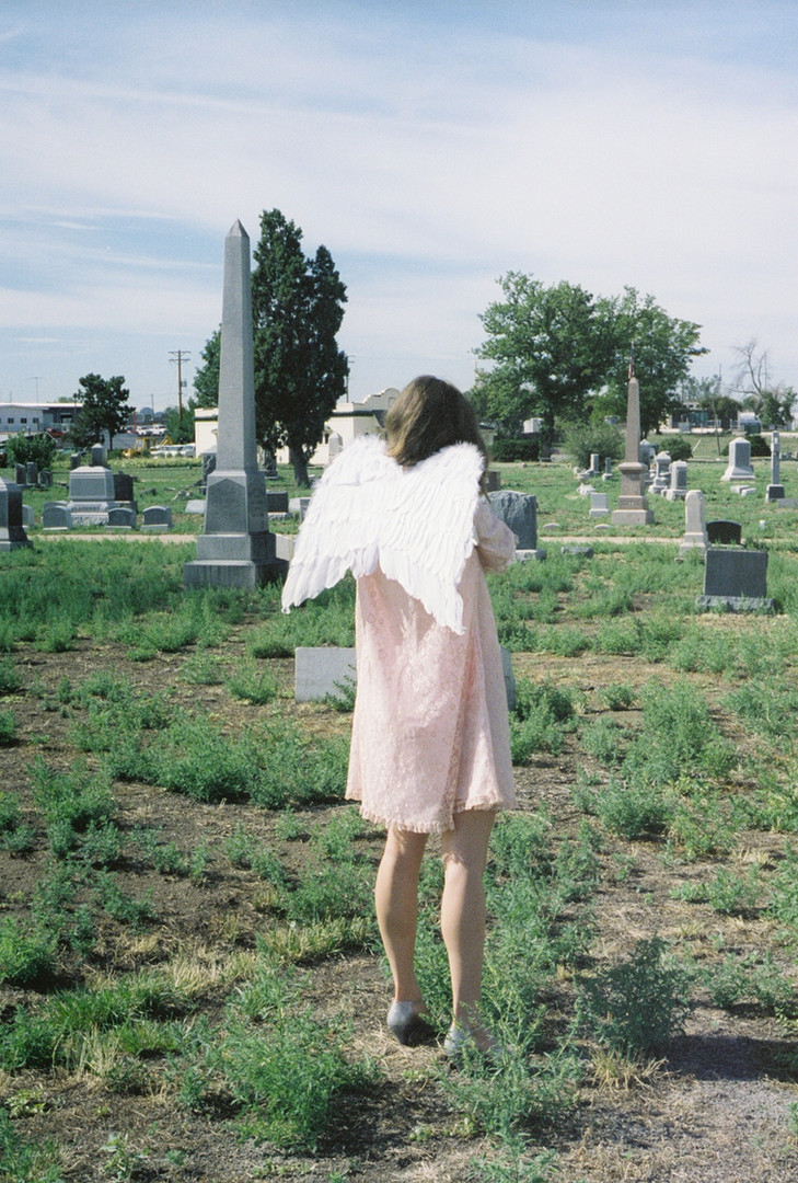 A Poet's Second Home is a Graveyard, 2013