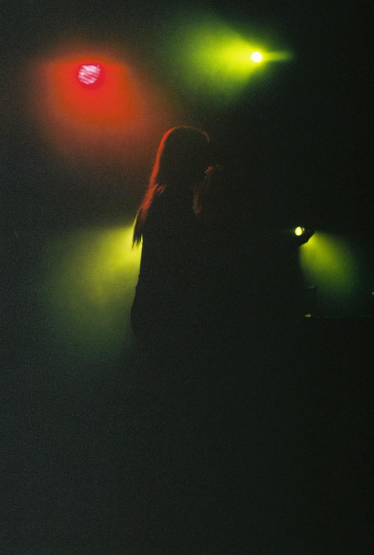 Neon Crawlspace, 2013