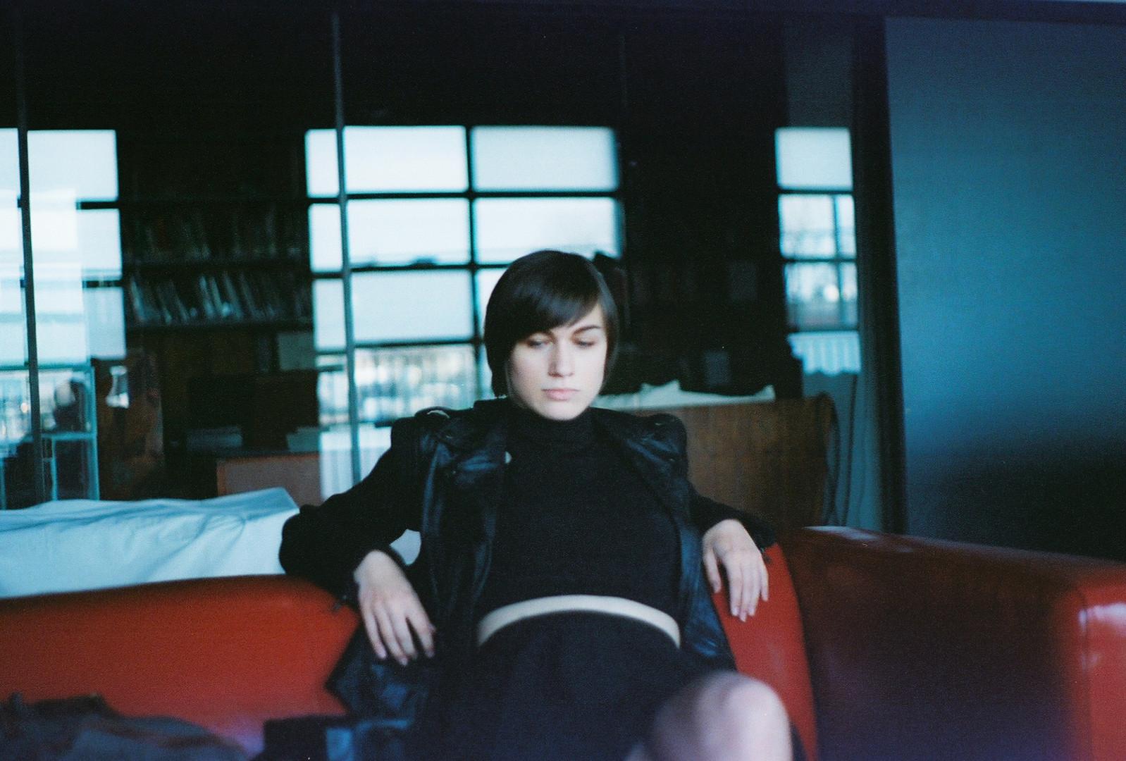 Sara in a Bertolucci Film, 2013